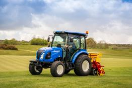 New Holland powers up its compact tractor offering with launch of Stage V Boomer range 586898