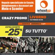 Wheelup apre a Livorno - immagine