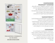 Beko frigorifero BCSE400E40SN