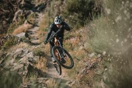 LA VERA CACERES David Cachon Mountain bike42