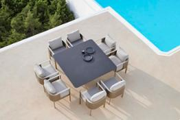 solanas composition dining table gold 01 A