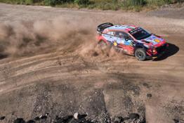 Hyundai WRC Rally Estonia  3