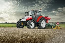 STEYR 4120 Multi Cultivation 589871