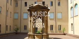 musica con vista pinacoteca nazionale bologna logo