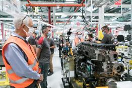 WCM Gold FPT Bourbon Lancy - inside the plant 590400