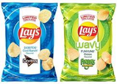 Flavor Swap Lays