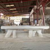 Carlo   Mary-Lynn Massoud Elephant Table