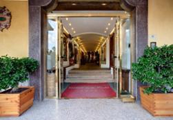 Hotel de la Poste ingresso