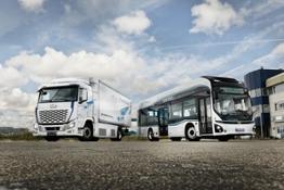 Hyundai XCIENT Fuel Cell Elec Bus (1)