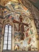 Arezzo - Basilica di San Francesco - Affreschi di Piero della Francesca