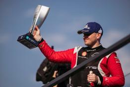 Nissan Formula E driver Oliver Rowland