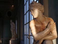 Venere-accovacciata Ercole Corridoio-del-Verone