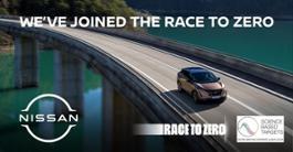 Nissan Ariya Race to Zero 1200x627 v2