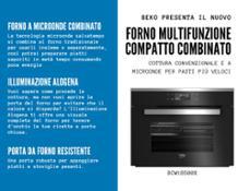 Beko Forno Combinato