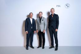 Announcement at Pinakothek der Moderne