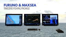 TIMEZERO Fishing package COVER