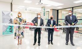 210907 SKODA-AUTO-opens-AIM.Lab-1.JPG