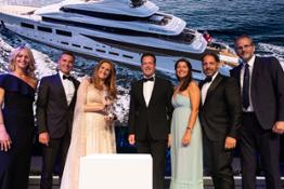 Benetti Alfa Displacement Motor Yachts Between 1,000GT and 1,599GT credit BOAT International Media