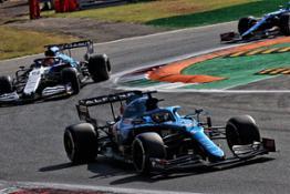 ALPINE Italian GP