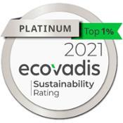 EcoVadis Medal 593901