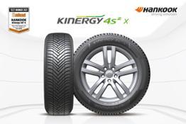 20210915 Test victory for the Hankook all-season SUV tyres Kinergy 4S 2 X at Auto Bild Allrad