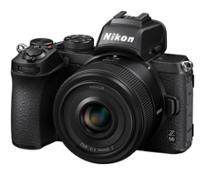 Nikon Z 50 NIKOR Z 40mm 40 2 front34l