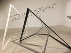 Mostra di Grazia Varisco presso Triennale Milano nel 2017
