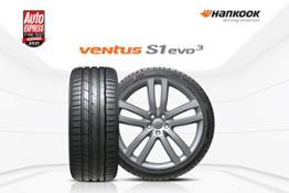 20210915 Hankook s Ventus S1 evo 3 wins the Auto Express 2021 Summer Tyre Test