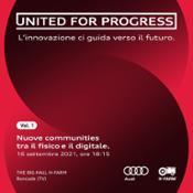 Audi United for progress VGI  U.O. Responsabile VA-5  Data di Creazione 15092021  Classe 9.1