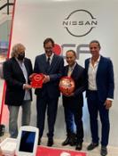 Nissan Italia Award CFL foto 1