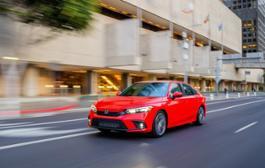 28 2022 Honda Civic Sedan Touring