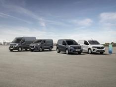 LCV Petrol & EV charging line-up