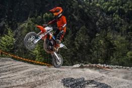 European Junior E-Motocross 2021 launch