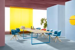 Pedrali Toa, designed by Robin Rizzini art direction Studio FM photo Andrea Garuti (1)
