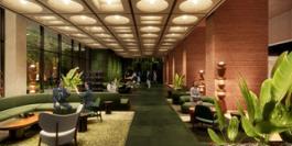 Lobby Lounge rendering  thumbnail 2