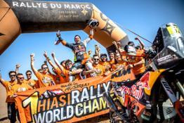 Matthias Walkner - Red Bull KTM Factory Racing - 2021 Rallye du Maroc
