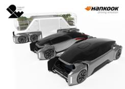 20211014 Hankook Tire HPS-Cell sweeps top three design awards by winning IDEA 2021 01