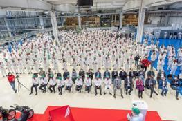 Honda Italia Industriale Spa 50° anniversario (1)