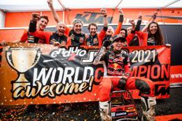 Josep Garcia - Red Bull KTM Factory Racing - EnduroGP France