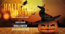 banner newsletter halloween
