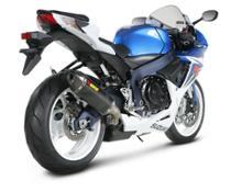 Suzuki GSX-R600_750 Racing and Slip-on Line