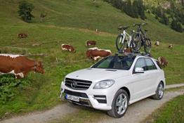 Nuova Mercedes-Benz Classe M (5)
