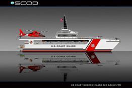 USCG Sea Eagle E Class PR