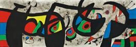Joan Miro - Le l'azard aux plumes d'or