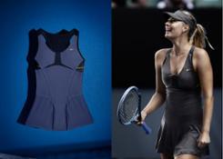 Nike Tennis New York Looks Sharapova 2-up 13743
