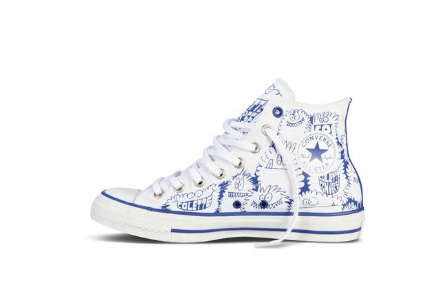 79cb281bfc4d Converse Launches Collaboration With Kevin Lyons For Colette