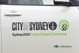 photo City of Sydney