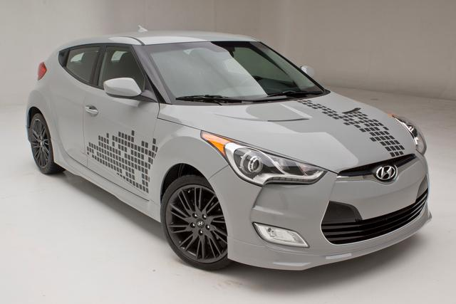 Hyundai Motor America Sells Its First Special Edition Veloster Re