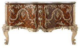 JC - Fontainebleau commode-medaillier