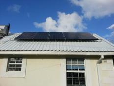 Panasonic Solar Impianto Barbados 01